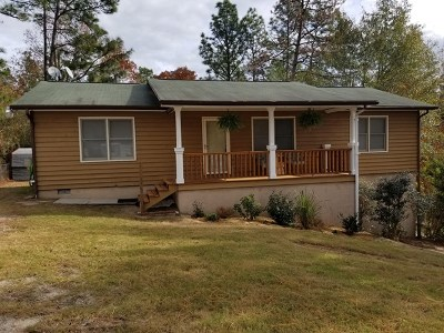 North Augusta Single Family Home For Sale: 444 Cherokee Drive