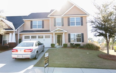 Evans Single Family Home For Sale: 260 Full Circle Drive