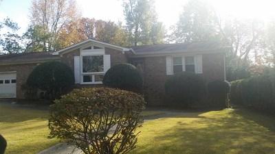 Evans Single Family Home For Sale: 4517 Glennwood Drive