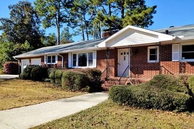 Aiken Single Family Home For Sale: 12 Longwood Drive