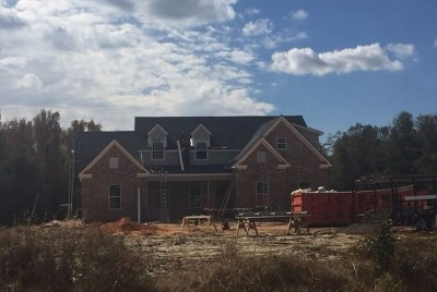 Richmond County Single Family Home For Sale: 4033 Horsepen Branch