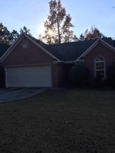 Martinez Single Family Home For Sale: 533 Cedar Rock Road