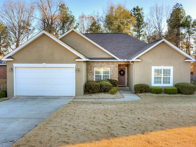Grovetown Single Family Home For Sale: 533 Great Falls