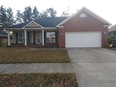 Grovetown Single Family Home For Sale: 660 Butler Springs Circle