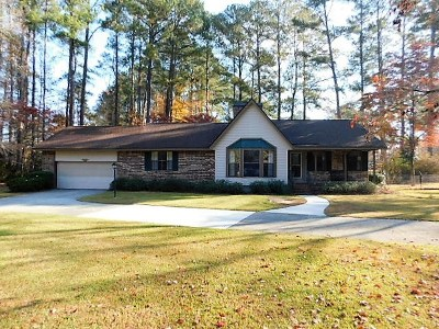 Thomson Single Family Home For Sale: 600 Magnolia Drive
