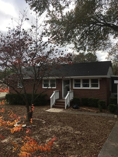 North Augusta Single Family Home For Sale: 149 Monterey