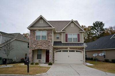 Martinez Single Family Home For Sale: 3619 Mossland Drive