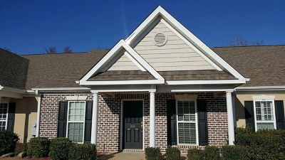 North Augusta Attached For Sale: 355 Harvester Drive