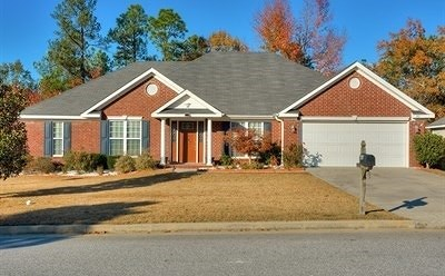 North Augusta Single Family Home For Sale: 442 Saint Julian Place