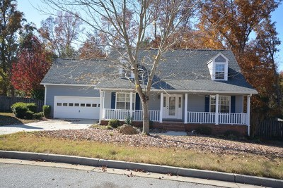 Augusta Single Family Home For Sale: 4630 Country Meadows Court