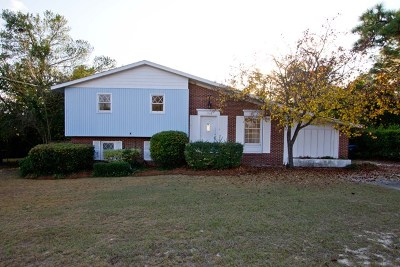 Augusta Single Family Home For Sale: 2460 Leslie Circle