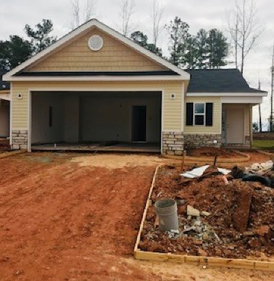 Grovetown Single Family Home For Sale: 1669 Tralee Court