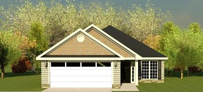Grovetown Single Family Home For Sale: 1693 Tralee Court