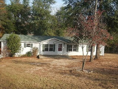 Richmond County Single Family Home For Sale: 1101 Alden Drive