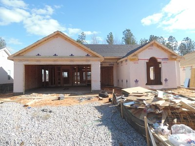 Grovetown Single Family Home For Sale: 3297 Alexandria Drive