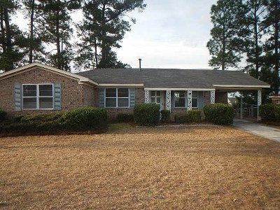 Richmond County Single Family Home For Sale: 3517 Primrose Drive