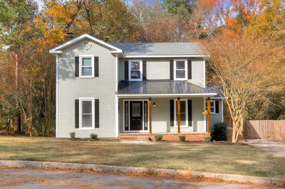 Evans Single Family Home For Sale: 469 Pheasant Run Drive