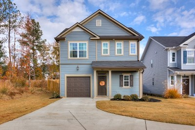 Grovetown Single Family Home For Sale: 467 Brantley Cove Circle