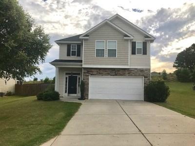 Aiken Single Family Home For Sale: 1051 Stockton Street