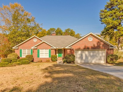 Evans Single Family Home For Sale: 785 Springbrook Circle