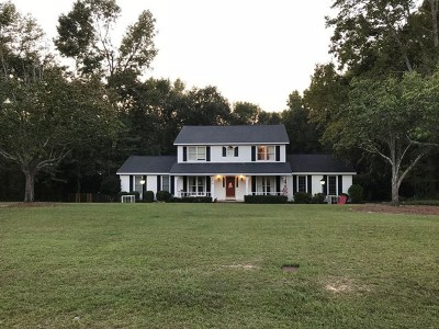 North Augusta Single Family Home For Sale: 2019 Country Club Hills Drive