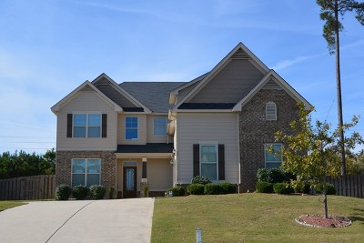 Grovetown Single Family Home For Sale: 718 Erika Lane