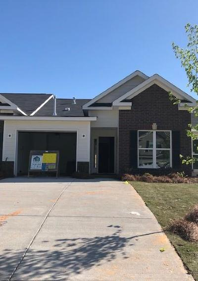 Grovetown Attached For Sale: 763 Edenberry Street