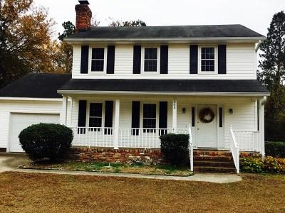 Martinez Single Family Home For Sale: 303 Fair Oaks Court