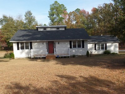 North Augusta Single Family Home For Sale: 271 Sweetwater Road