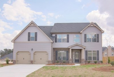 Richmond County Single Family Home For Sale: 308 Stablebridge Drive