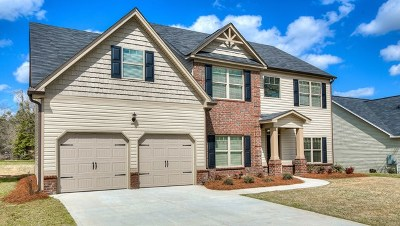 Richmond County Single Family Home For Sale: 1589 Oglethorpe Drive