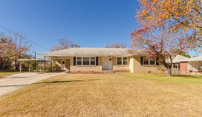 North Augusta Single Family Home For Sale: 628 Victoria Drive