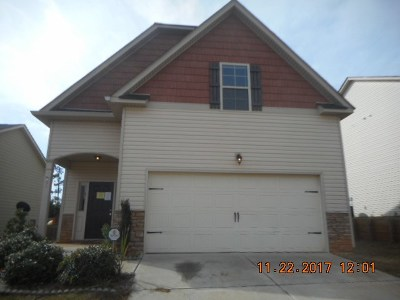 Grovetown Single Family Home For Sale: 3916 Griese Lane