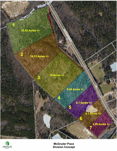 Columbia County Residential Lots & Land For Sale: 000 Old Louisville Road
