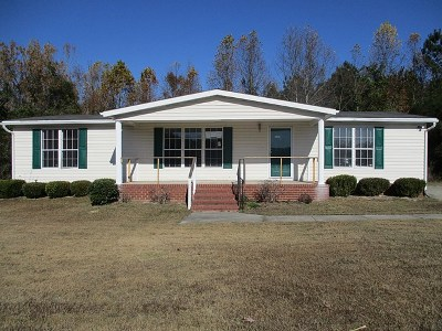 Richmond County Single Family Home For Sale: 2410 Belfair Lakes Drive