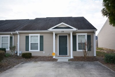 Augusta Single Family Home For Sale: 1238 Longpoint Drive