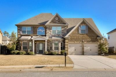 Grovetown Single Family Home For Sale: 549 Ernestine Falls