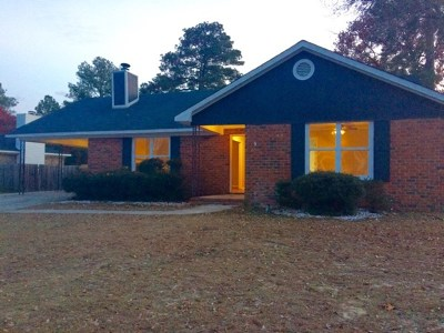 Richmond County Single Family Home For Sale: 2832 Brentway Drive
