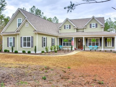 McDuffie County Single Family Home For Sale: 4037 Horsham Trail