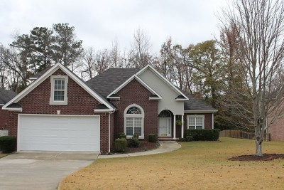 Martinez Single Family Home For Sale: 433 Wade Plantation Drive