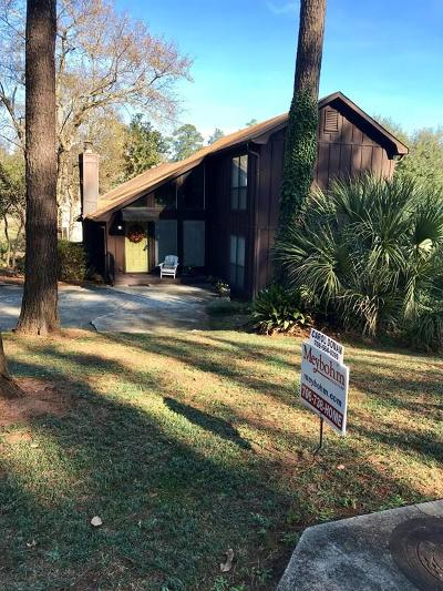 Augusta Single Family Home For Sale: 2330 Overton Road