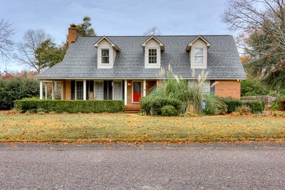 Beech Island Single Family Home For Sale: 1607 East Tavelle Lane