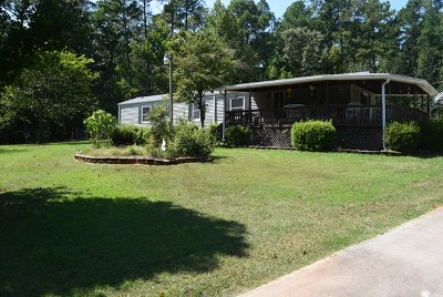 Lincolnton Single Family Home For Sale: 1150 Indian Cove Road