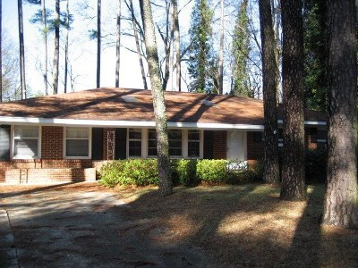 Augusta Single Family Home For Sale: 1125 Oakdale Road