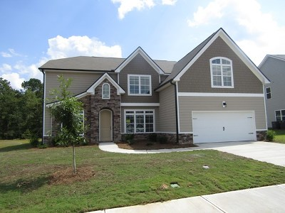Grovetown Single Family Home For Sale: 8656 Crenshaw Drive
