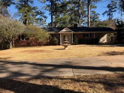 Augusta Single Family Home For Sale: 427 Ashland Drive