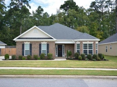 Evans Single Family Home For Sale: 939 Watermark Drive
