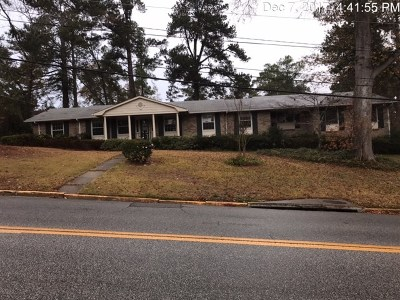 Richmond County Single Family Home For Sale: 3073 Wheeler Road