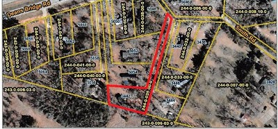 Richmond County Residential Lots & Land For Sale: 3442 Smith Road