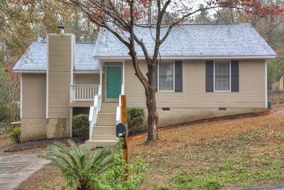 North Augusta Single Family Home For Sale: 820 Audubon Circle